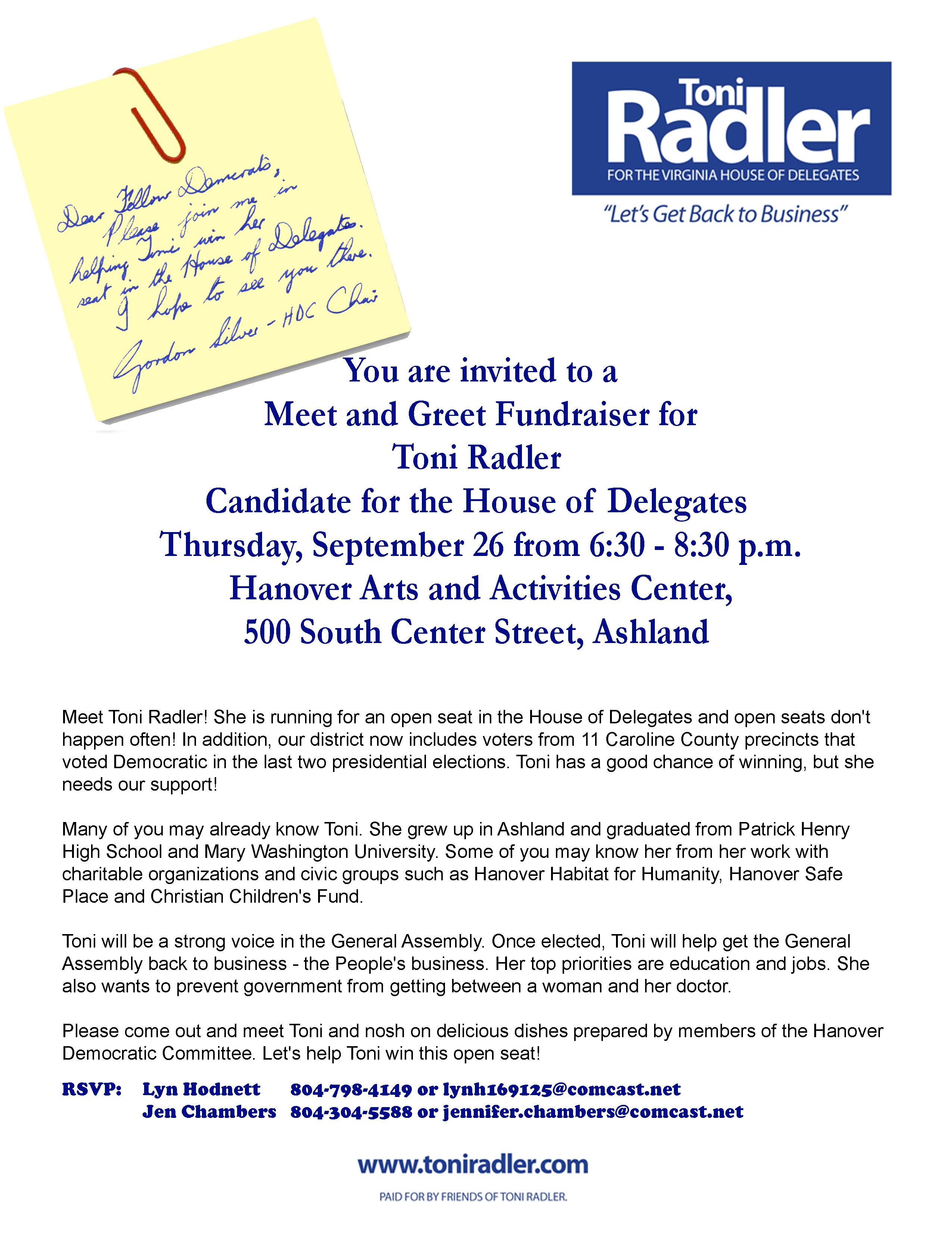 Ashland Arts Invite
