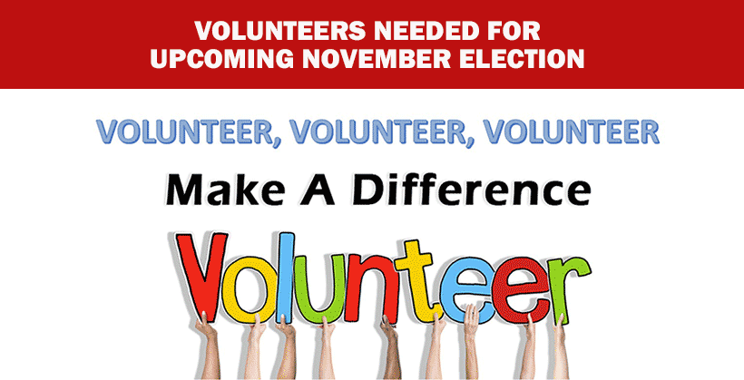 Volunteers needed for Virginia and Hanover Democratic Party